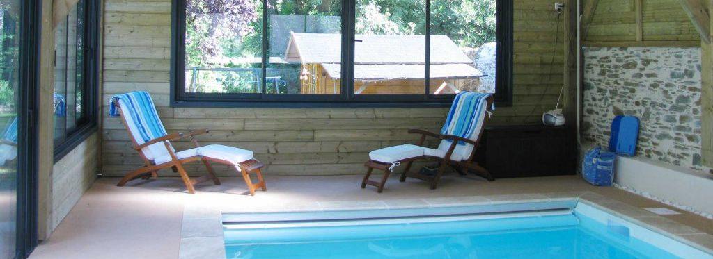 Abris de jardin pool house Paysages des 2 Rivières Nantes